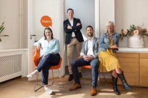 teamfoto Zagers Makelaars Breda